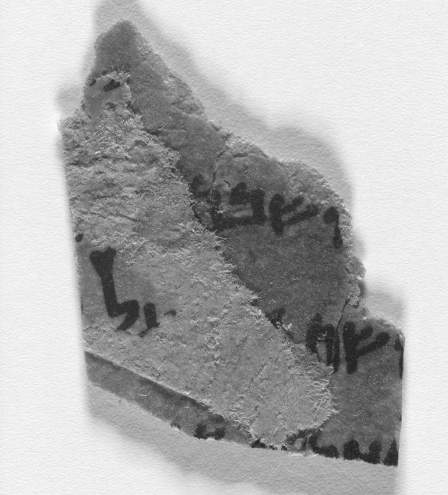 Odkryto niewidoczne dla oka zapisy na zwojach znad Morza Martwego fot.  Joan Taylor/ King's College London