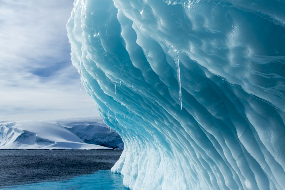 Antarktyda fot. Getty Images