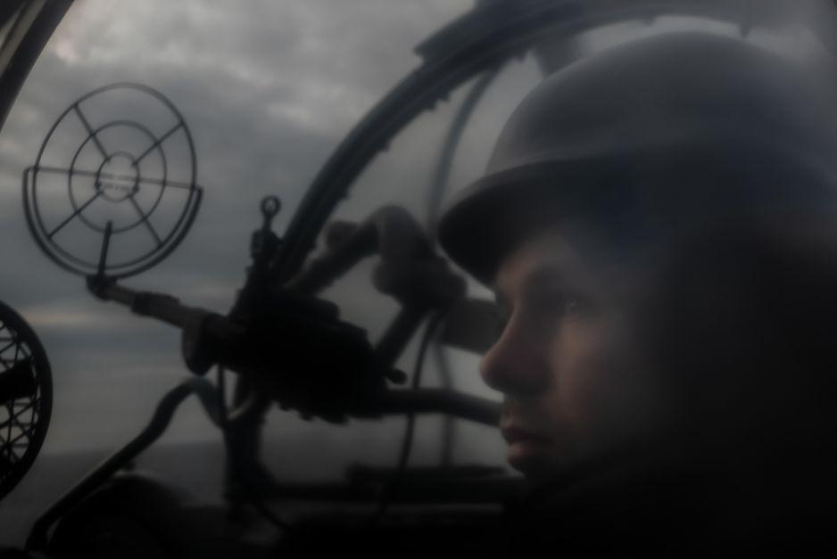 """Zdjęcie otwierające fotoreportaż """"Gry wojenne: Bałtyk""""."""