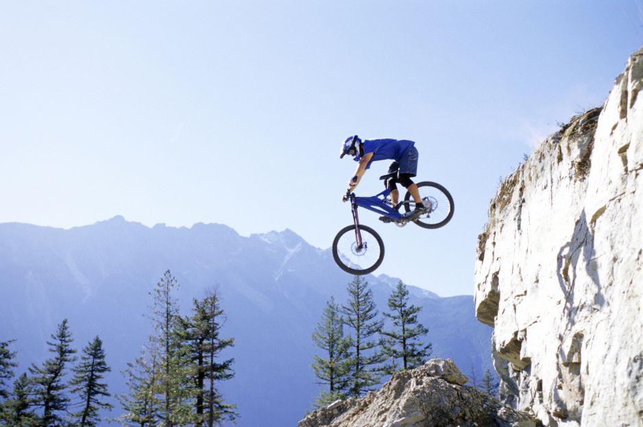 Sporty ekstremalne: lista najbardziej niebezpiecznych (fot. Getty Images)