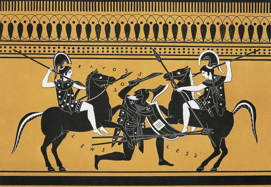 Amazonki były prawdziwymi wojowniczkami (fot. Getty Images)