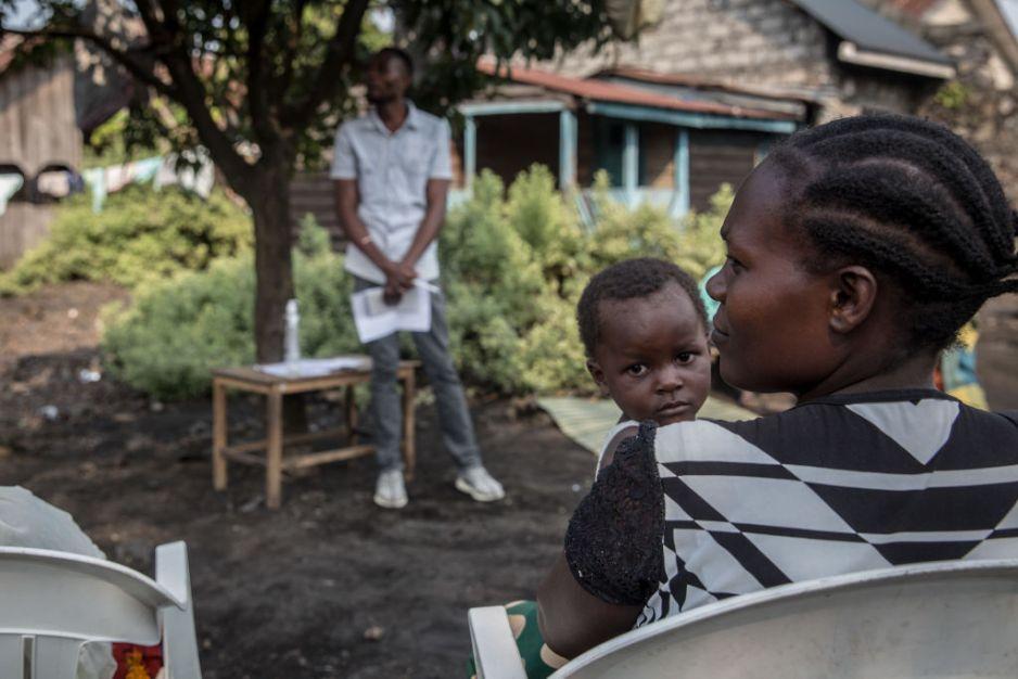Kongo pokonało kolejny wybuch Eboli (fot. Getty Images)