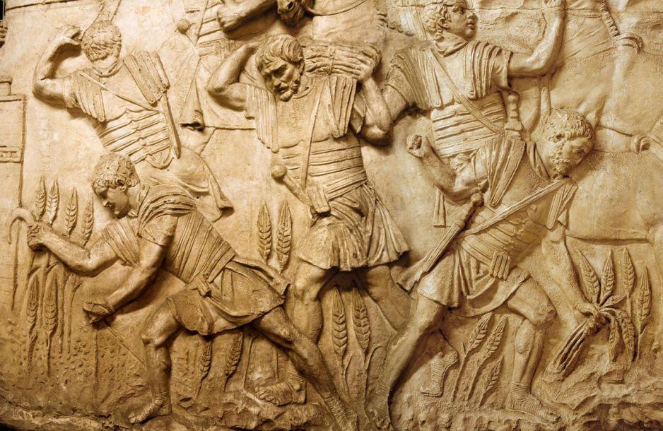 Legiony rzymskie: 400 lat wojen z plemionami germańskimi wzdłuż Dunaju (fot. National Geographic/AKG/ALBUM)