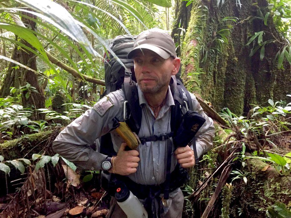 Podróżnik uwięziony przez koronawirusa. Jak wygląda jego codzienność w amazońskiej dżungli?