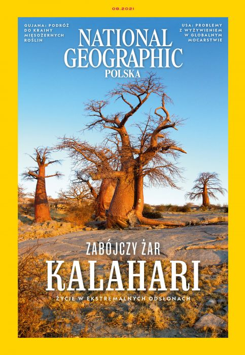 National Geographic 8/21