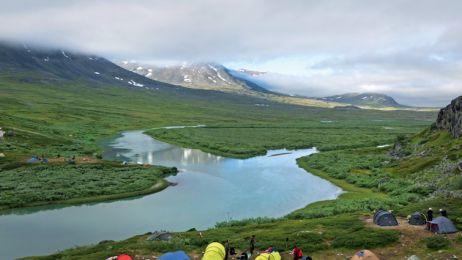 Laponia: Kierunek Północ