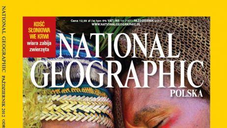 Październikowy numer National Geographic Polska już od piątku w kioskach!