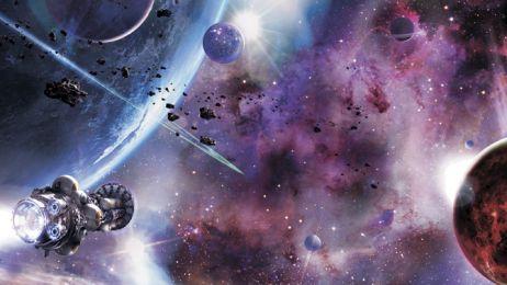 Kosmos: Obłędnie daleko