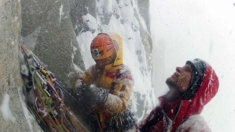 Ziemia Baffina: Balans na linie