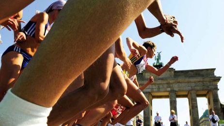Maratony: Wrzuć na bieg