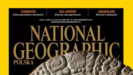 Grudniowy National Geographic Polska już od piątku!