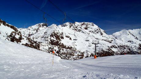 Loty narciarskie