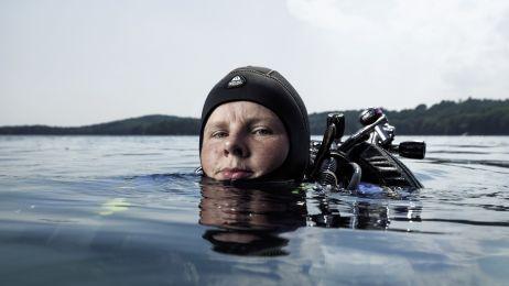 Ryzykanci: Pod lodowatą wodą