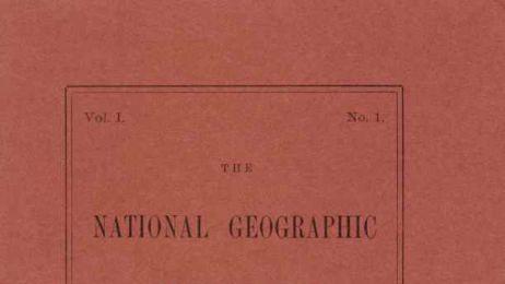 Pierwszy numer National Geographic