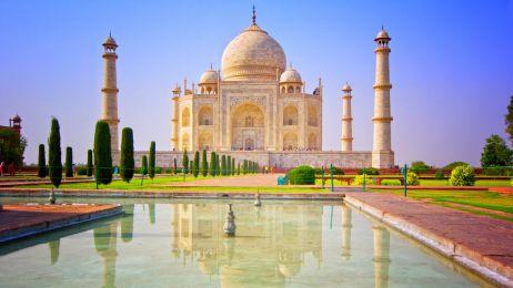 Podziwiaj Tadź Mahal
