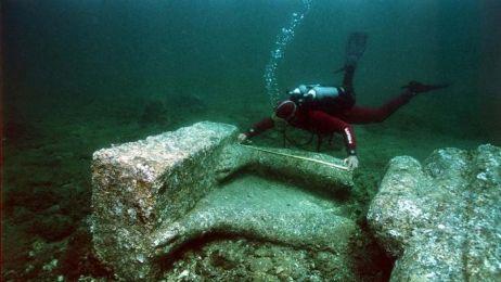 Zatopione ponad 1000 lat temu miasto