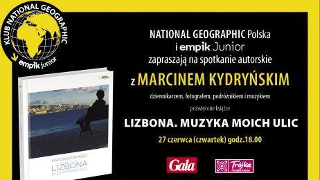 Klub NG z Marcinem Kydryńskim