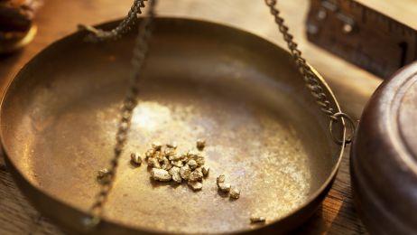 Skąd wiesz, że spotykasz się z poszukiwaczem złota
