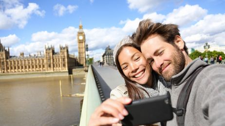 selfie_Londyn