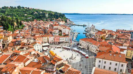 Co warto zobaczyć na Słowenii