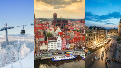 Najdroższe miasta