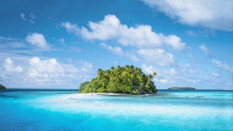 Bezludne wyspy