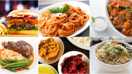 Jedzenie na świecie