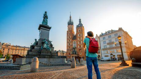 Turyści zagraniczni w Polsce