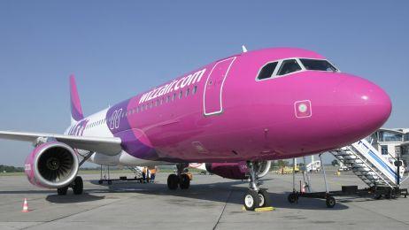 Wizz Air nowe połączenie z Katowic do Dubaju