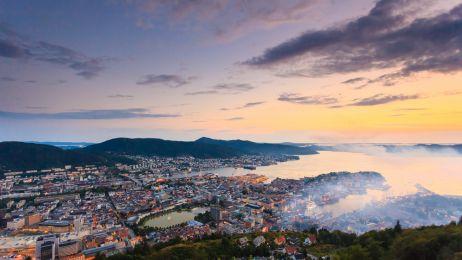Sposoby na 3 dni w Bergen