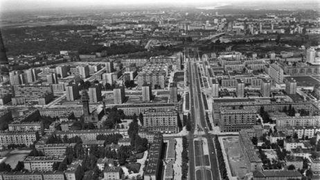 Sen o Mieście. Warszawa lat 50. i 60 na zdjęciach Zbyszka Siemaszki