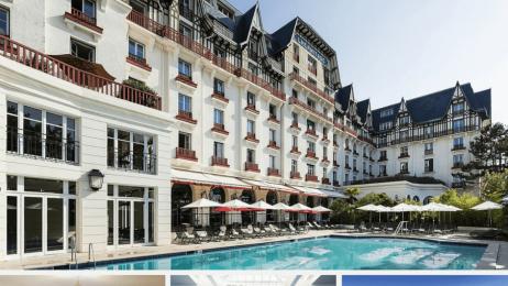 W tych hotelach śpią piłkarze Euro 2016