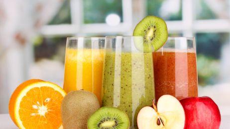 Zalety soków owocowych