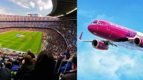 Wizz Air uruchamia specjalne połączenie do Francji dla polskich kibiców