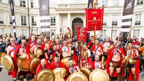 Grupa biegowa Spartanie Dzieciom