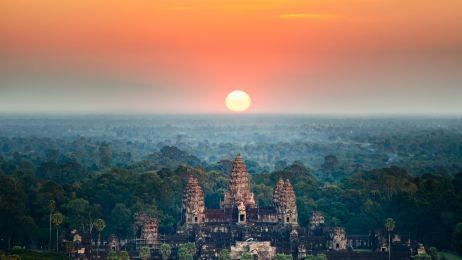 Zabytkowa łódź odkryta w Angkor Wat ma 800 lat