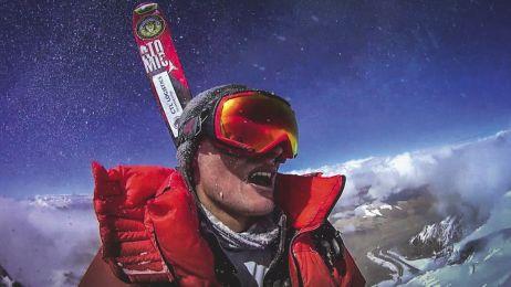 Jędrek Bargiel - najszybszy w Himalajach