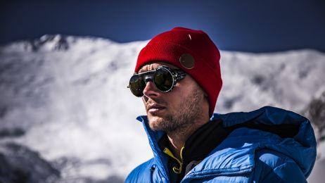 Andrzej Bargiel rusza na Śnieżną Panterę