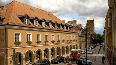 Warszawa, Hotel Le Regina