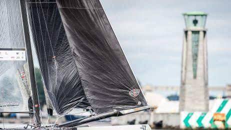 Święto pięknych żagli i walki z wiatrem. Najlepsze zdjęcia z Volvo Gdynia Sailing Days 2016