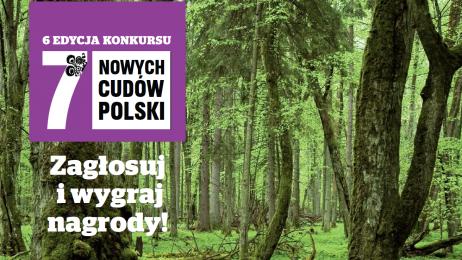 """""""7 nowych cudów Polski"""""""