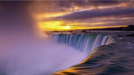 Najpięknięjsze zdjęcia wodospadów