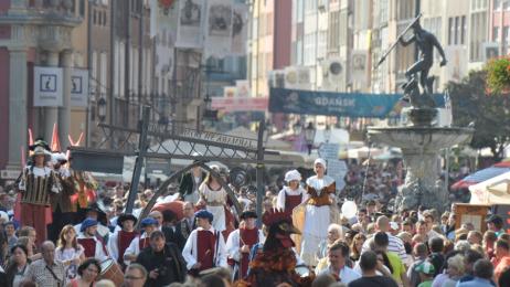 30.07–20.08.  Jarmark Dominikański, Gdańsk