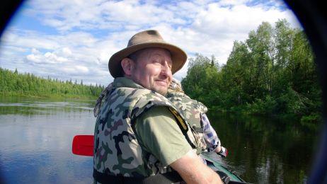 Z wizytą u Mikołaja, czyli część7 wyprawy do Laponii