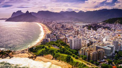Rio nieznane