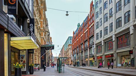 Helsinki mogą stać siępierwszym miastem bez samochodów