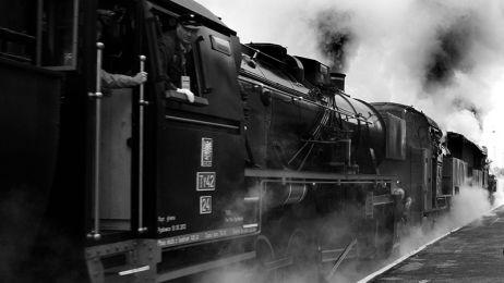 Podróż do wieku pary - zobacz kolejowe piękności na Śląsku