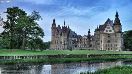1. Przystanek pierwszy: zamek w Mosznie