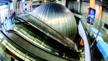 1.Planetarium EC1 Łódzkie/Łódź