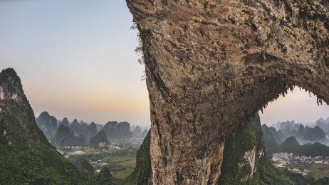Jaskinie na miarę Chin